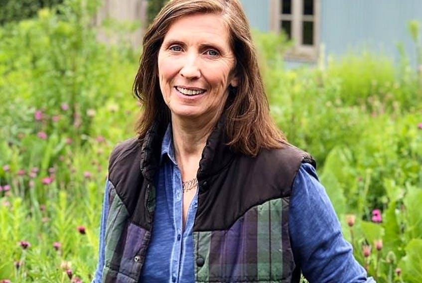 Sue Stuart-Smith, author of The Well-Gardened Mind.
