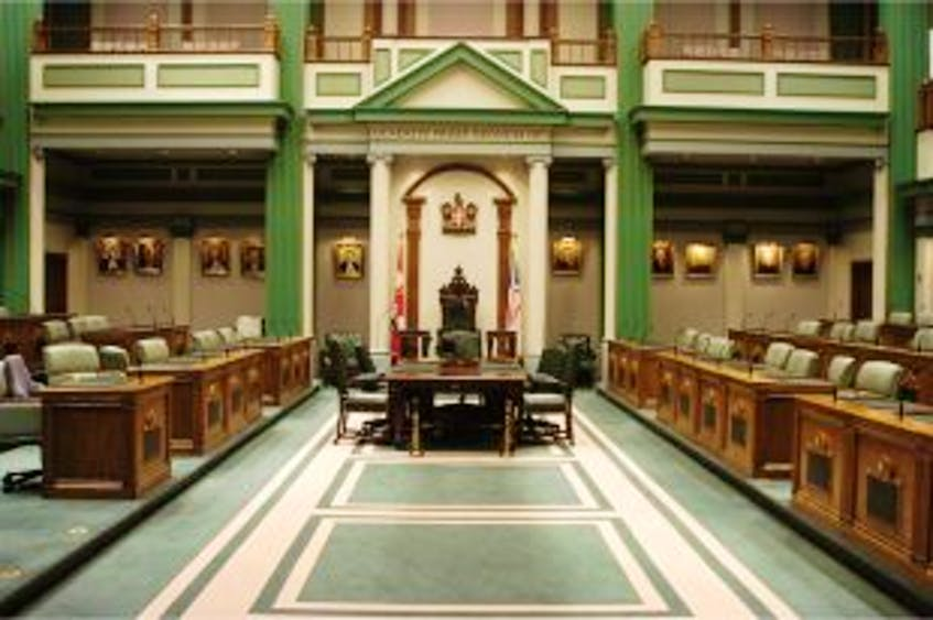 The House of Assembly at Confederation Building in St. John's. - SaltWire Network file photo