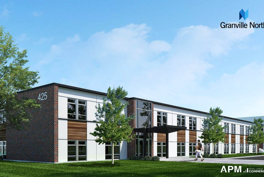 One of two new residential developments coming to the former Holland College property on Granville Street in Summerside.