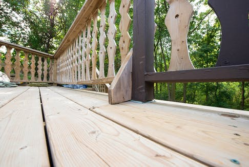 Spring into summer with a deck safety check.