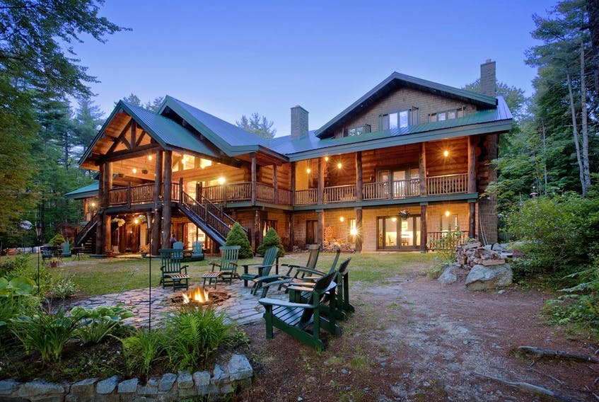 Trout Point Lodge - immersed in both nature and luxury.