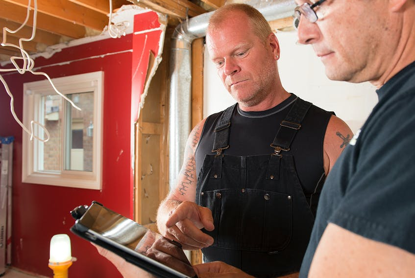 """""""Renovations can be flexible — but all changes should be in writing."""""""