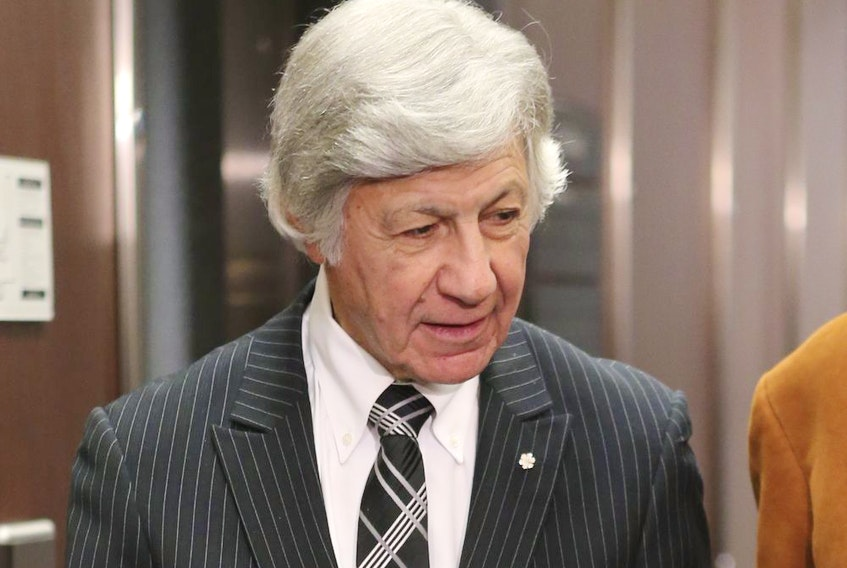 Disgraced Ottawa fertility doctor Norman Barwin.