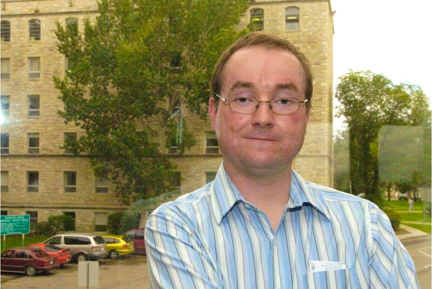 Dr. Richard Huntsman, lead U of S researcher on the pediatric cannabidiol study involving patients with severe epilepsy.
