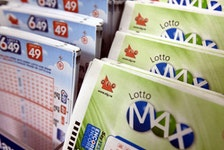 Lotto Max and Lotto 6/49 tickets.
