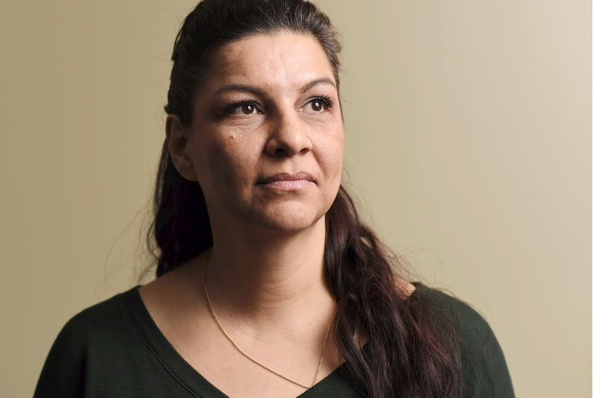 Beatrice Wallace-Littlechief said intergenerational trauma is one of many factors that contributes to vulnerability in Indigenous women and girls that can make them targets for trafficking.