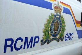 RCMP logo.