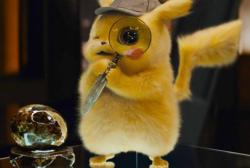 Sir Pikachu.