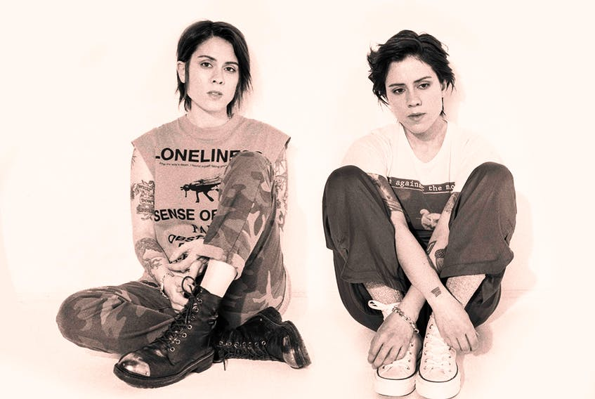 Canadian duo Tegan and Sara have announced their new album, inspired by demo tapes recorded in adolescence, will be out this fall.