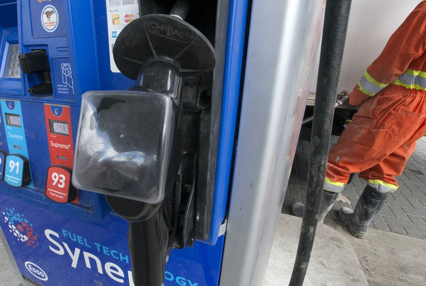 Gas prices are going up this week as a result of the Liberal Government's carbon tax. PM Trudeau says taxpayers will get most of it back.