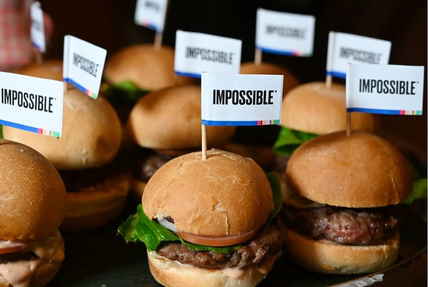"""The Impossible Burger is not yet available in Canada, but the Beyond Meat burger is being sold at A&W. Compared to a meat hamburger, """"it would be hard to claim that the Impossible Burger is 'healthier,' but it is more environmentally friendly. Same goes for the Beyond Meat burger,"""" Joe Schwarcz writes."""