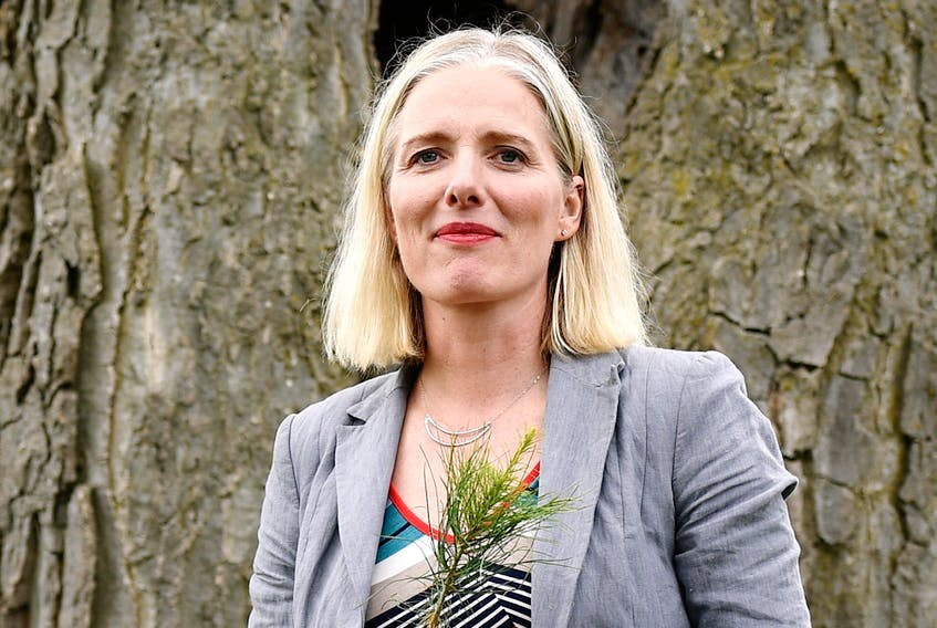 Federal Environment and Climate Change Minister Catherine McKenna.