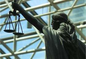 The Scales of Justice statue