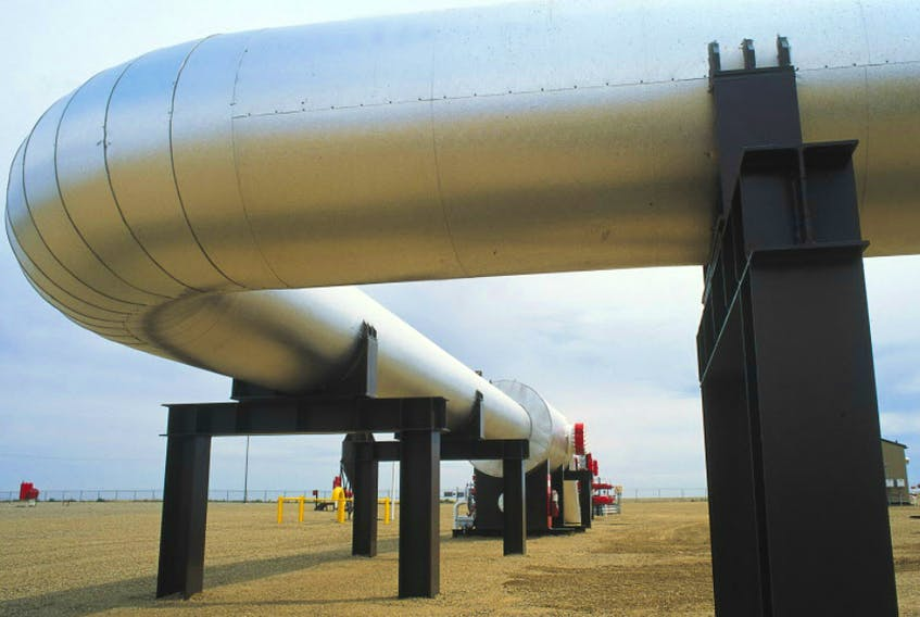 Alberta natural gas producers had been forced to scale back their drilling plans and were allowing their production to decline in the face of prices that fallen to as low as 4 cents in late May and 7 cents in early June.