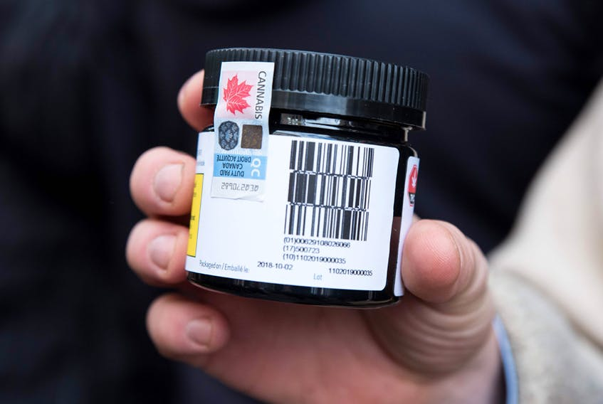 """There are 52 brick-and-mortar cannabis stores in Ontario that were initially designated """"essential"""" when the province on March 24 declared a shutdown of all non-essential businesses to control the spread of coronavirus."""