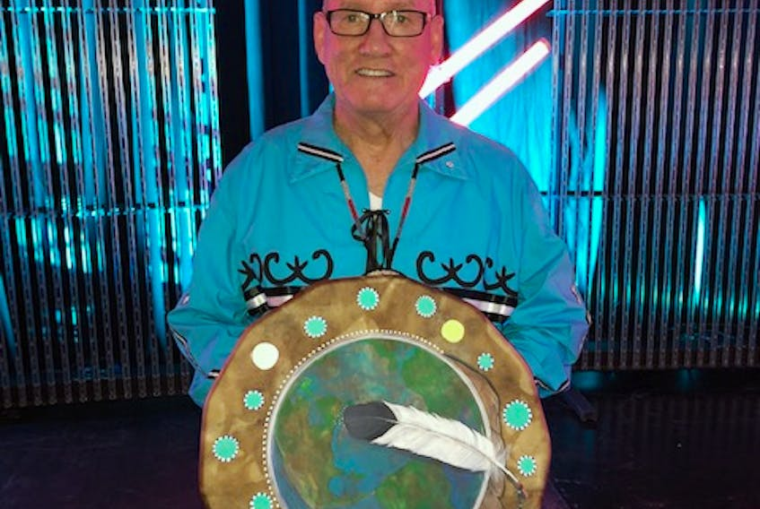 Chief Terry Paul received a Lifetime Achievement Award from Canadian Council of Aboriginal Business on Tuesday, Jan. 28, 2020 in Toronto.