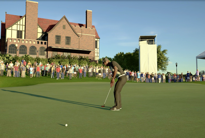 PGA Tour 2K21, by Lunenburg-based developer HB Studios, has claimed the top spot in the United States video game sales rankings, beating out EA Sports' UFC 4.