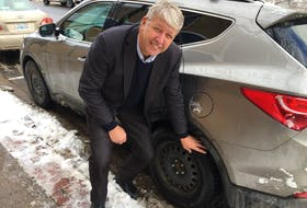 Kings North MLA Jin Lohr says he wants the province to collect data on the tires on cars involved in winter collisions to determine if there should be discussion about making winter tires mandatory.