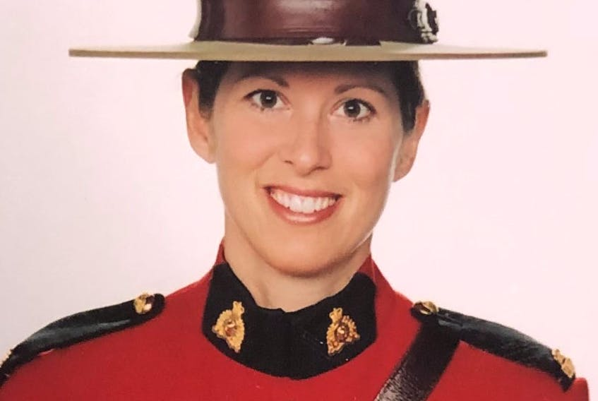 RCMP Const. Heidi Stevenson was killed in a shooting rampage on Sunday, April 19, 2020.