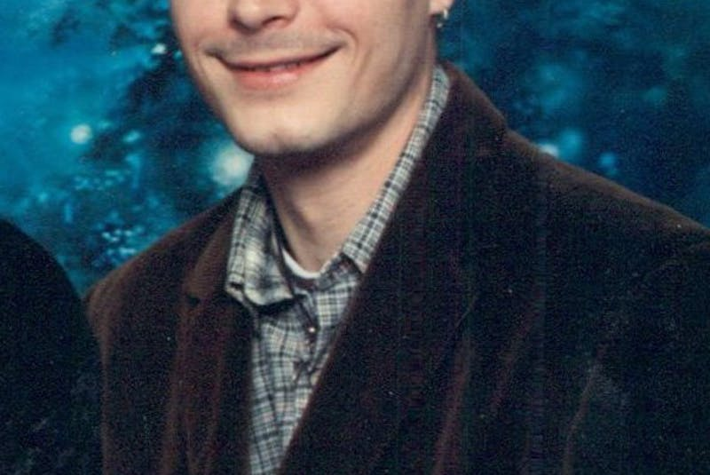Corey Rogers, 41, died in a cell at the Halifax police station in June 2016 after he was arrested for public intoxication. - Family photo