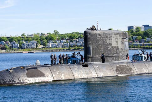 HMCS Windsor returns to Halifax after more than five months deployed in the Baltic and Mediterranean alongside NATO allies. - Mona Ghiz / RCN