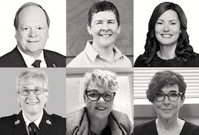 The directors named to the Nova Scotia mass shooting inquiry are: Thomas Cromwell, a judge on the Supreme Court of Canada until 2016; Emma Cunliffe, a B.C. law professor and a visiting professor at the Schulich School of Law at Dalhousie University; Christine Hanson, director and CEO of the Nova Scotia Human Rights Commission; Deputy Chief Barbara McLean of the Toronto Police Service, who is originally from Antigonish; Mary Pyche, a mental health expert, and Maureen Wheller, who specializes in public engagement.