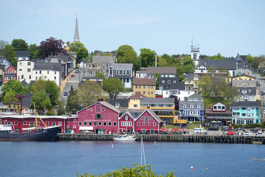 Lunenburg's sewage treatment plant does not meet guidelines, according to the province's Environment Department.