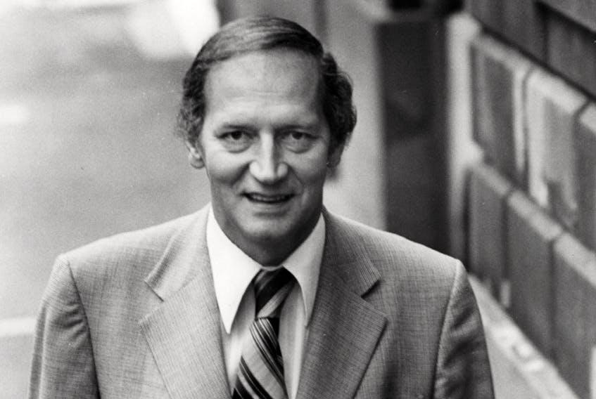 Former Nova Scotia premier Gerald Regan in September 1978. - Chronicle Herald file