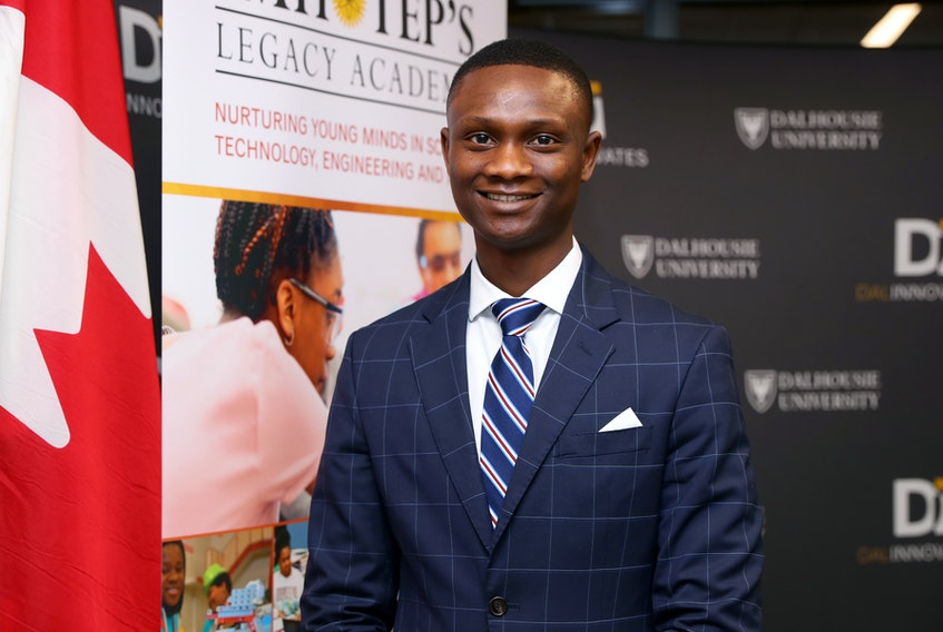 Sidney Idemudia, the executive director of Imhotep's Legacy Academy, a university-community partnership that works to improve student success and bridge the achievement gap for students of African heritage in Nova Scotia. CONTRIBUTED
