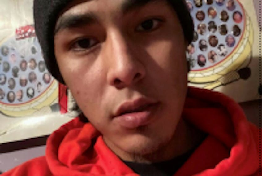 The Sheshatshiu RCMP are searching for Courage Pastitshi, who has been missing since March 19.