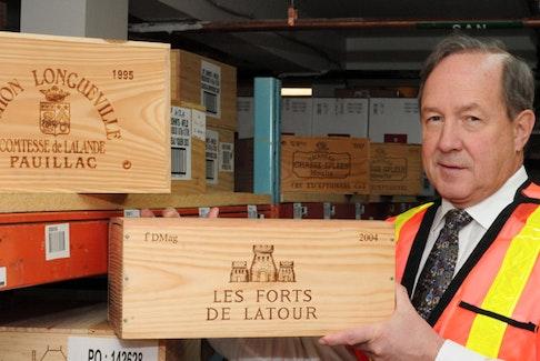 Former Newfoundland and Labrador Liquor Corp. president and CEO Steve Winter. TELEGRAM FILE PHOTO