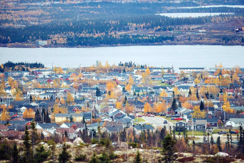 IOC and CNA have signed an MOU regarding the campus in Labrador west for programming that will focus on workforce development, work assignments for college students and faculty, and applied research opportunities in the mining sector. - Contributed