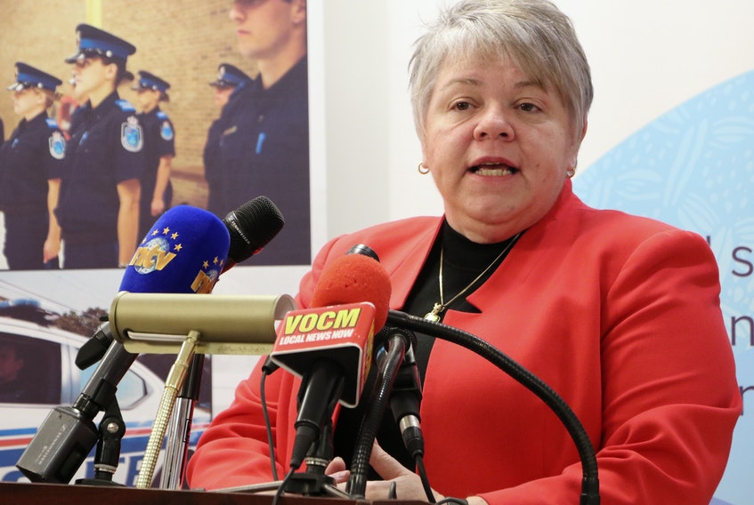 Iris Kirby House executive director Michelle Greene (Saltwire File Photo)