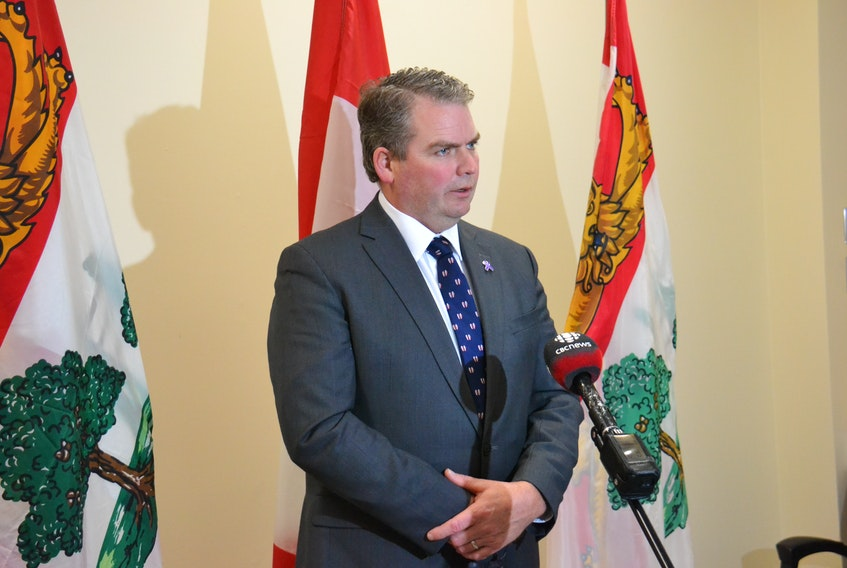 Agriculture Minister Bloyce Thompson said he was not surprised by the legal challenge filed by Red Fox Acres Ltd. and Rebecca Irving.