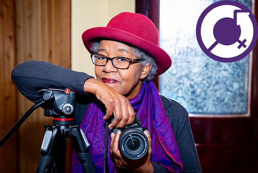 Sylvia D. Hamilton was recently awarded the 2019 Governor General's History Award for Popular Media: The Pierre Berton Award. - Adams Photography, Dartmouth