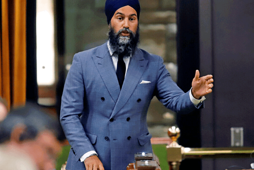 NDP Leader Jagmeet Singh's goal to tip the balance of power in Parliament to push measures that 'support people' could see him backing the Trudeau government for another three years.