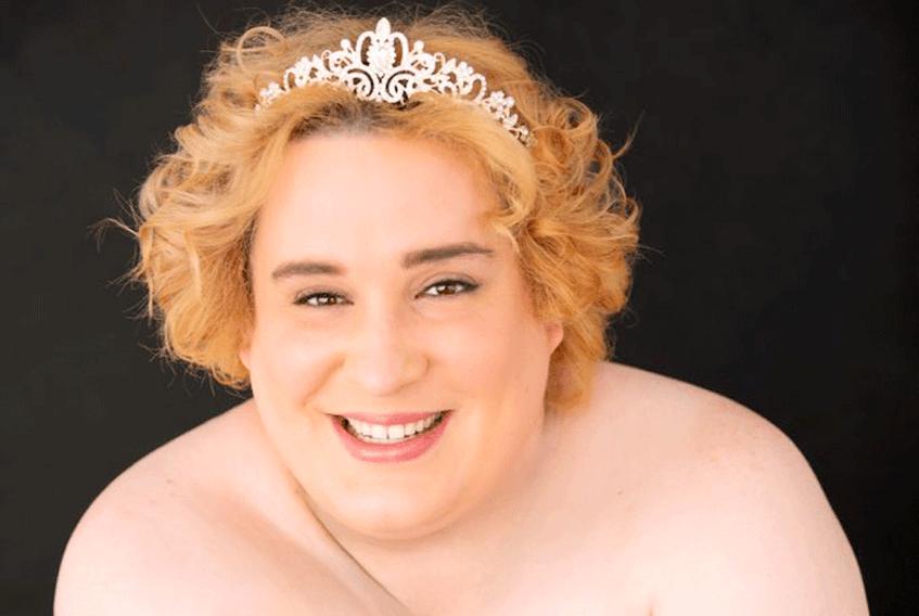 Jessica Yaniv, a transgender woman in B.C., describes herself as an LGBTQ activist.
