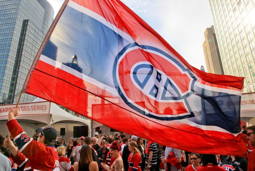 What are the chances of 2020 playoff celebrations like this one back in 2014, when the Montreal Canadiens faced the Boston Bruins at home on May 12?