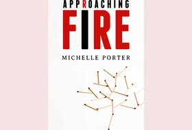 """""""Approaching Fire,"""" by Michelle Porter; Breakwater Books; $19.95; 182 pages. — Contributed"""