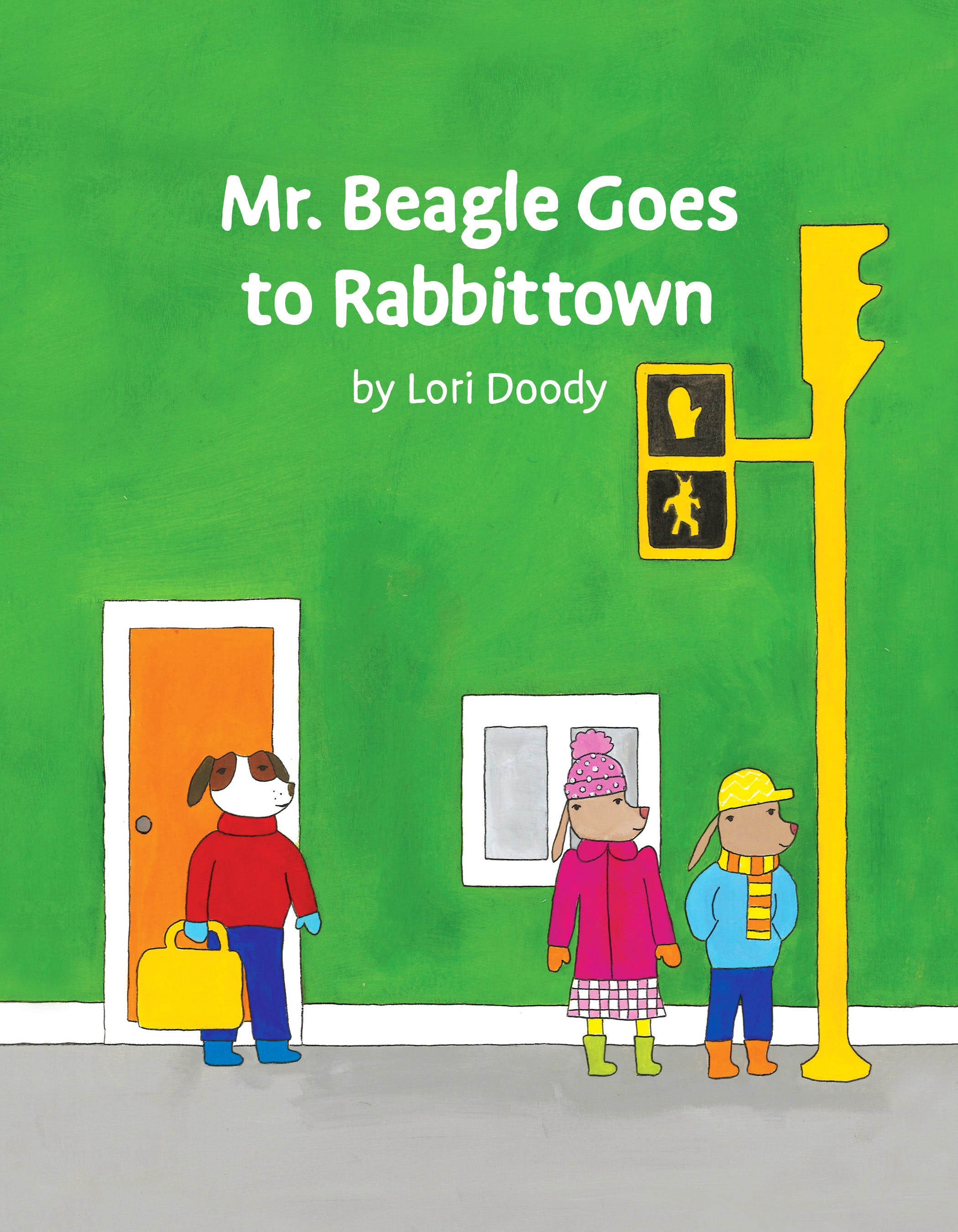 """""""Mr. Beagle Goes to Rabbittown"""" is published by Running the Goat Books & Broadsides Inc. CONTRIBUTED"""