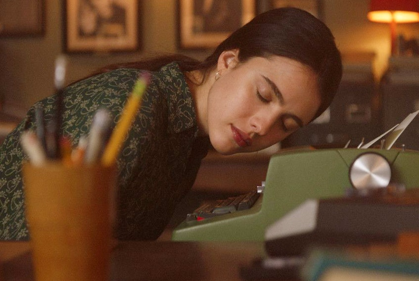 Something about the purr of an electric typewriter: Margaret Qualley in My Salinger Year.