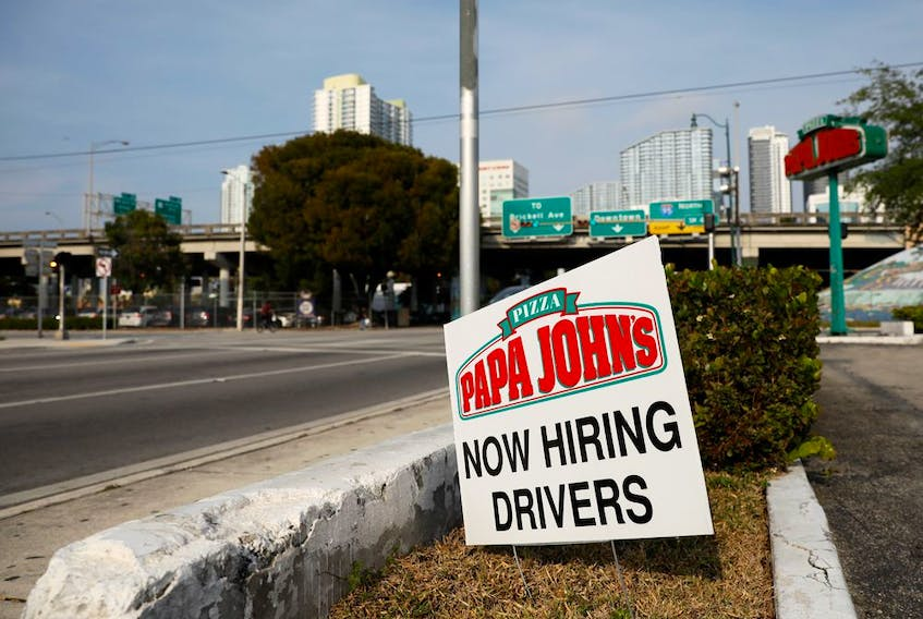 While the jobless rate is dropping, employment remains 64,800 below where it was in February, before the coronavirus hijacked the economy.
