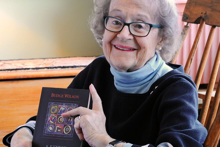 Noted Nova Scotian author Budge Wilson died on Friday, March 19, 2021 at age 93. Wilson published her first novel at age 56 and wrote a prequel to the Anne of Green Gables series at age 79.  SaltWire File