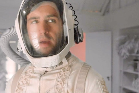 Rooms within rooms: Josh Peck explores the inside of a portal in Doors.