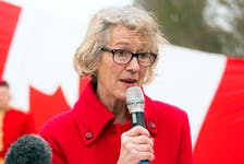 Liberal MP Joyce Murray.