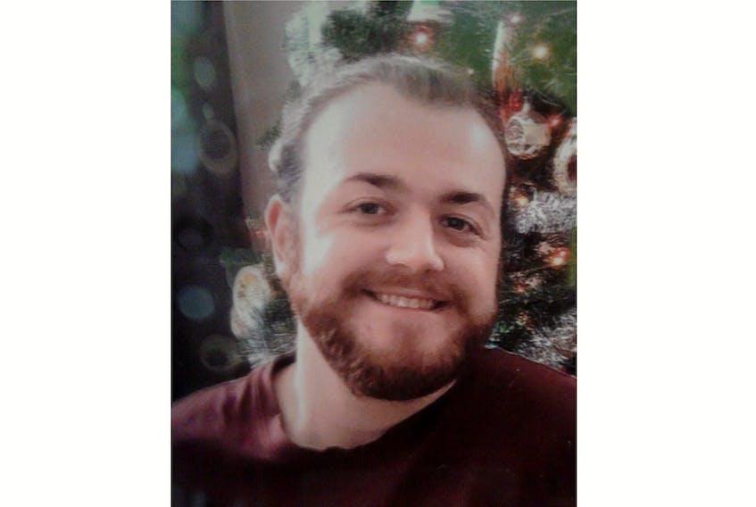 Julien Richard was last seen on April 2 in Pictou.