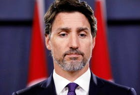Prime Minister Justin Trudeau in the House of Commons on Feb. 5, 2020.