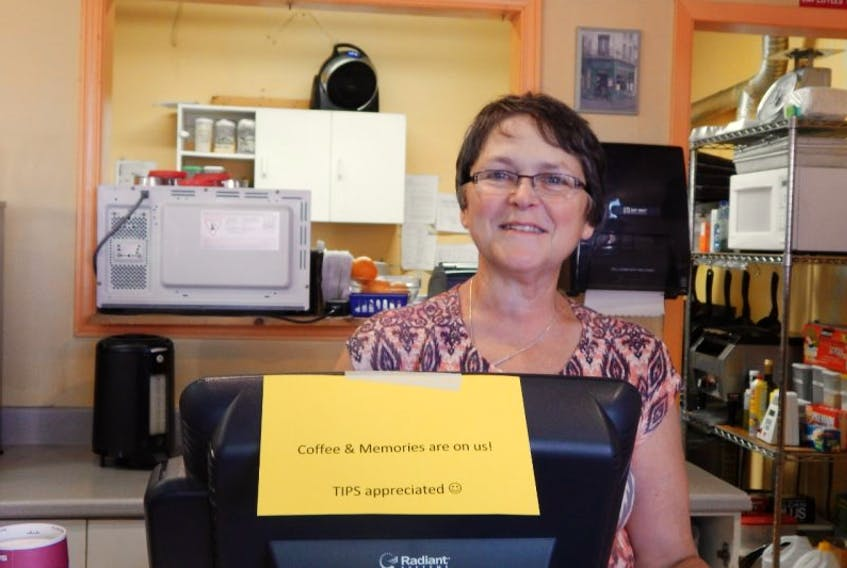Linda Power says she will miss her Cafe Central customers