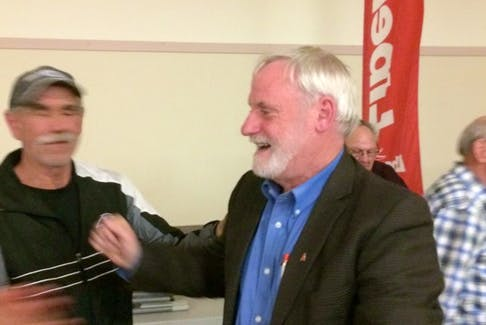 Liberal incumbent Keith Irving was re-elected May 30 in Kings South.