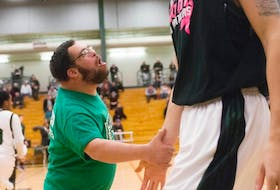 Wolfville's Greg Moore plays an important role with the UPEI men's basketball Panthers